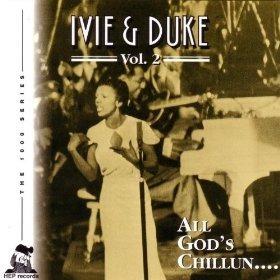 cd  ivie anderson all god's chillun . . . - ivie & duke (vol