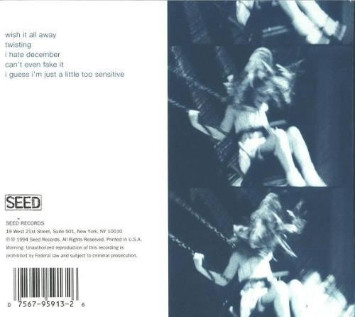 cd ivy - lately (1994) seed records (digipak) importado