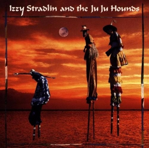 cd izzy strablin and the ju ju hounds - importado usa