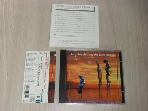 cd izzy stradlin - and ju ju hounds (japonês obi) guns roses