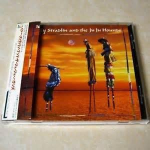 cd izzy stradlin - and the ju ju hounds(japones c/obi)