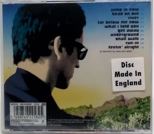 cd izzy stradlin river 2001 importado lacrado sanctuary