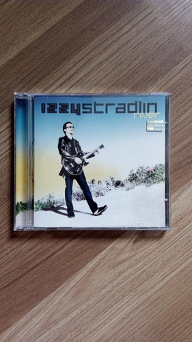 cd izzy stradlin river ex guns n´ roses