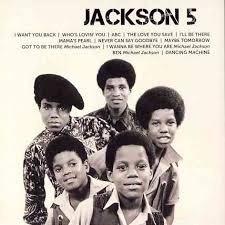 cd jackson 5 - serie icon 2015