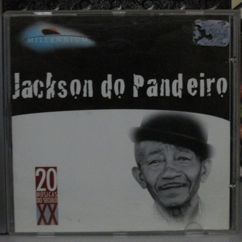 cd jackson do pandeiro millenium
