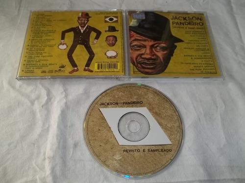 cd - jackson do pandeiro - revisto e sampleado