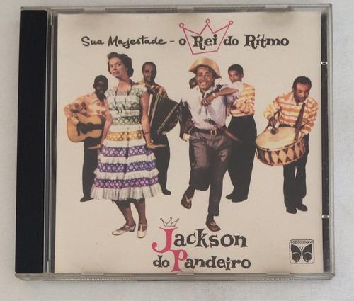 cd jackson do pandeiro (sua majestade o rei do ritmo) hbs