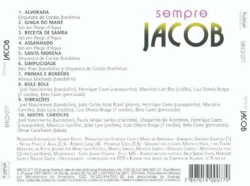 cd jacob - sempre jacob