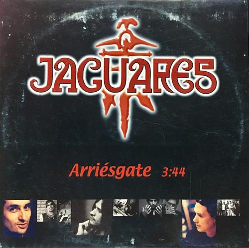 cd jaguares y santana promo usado