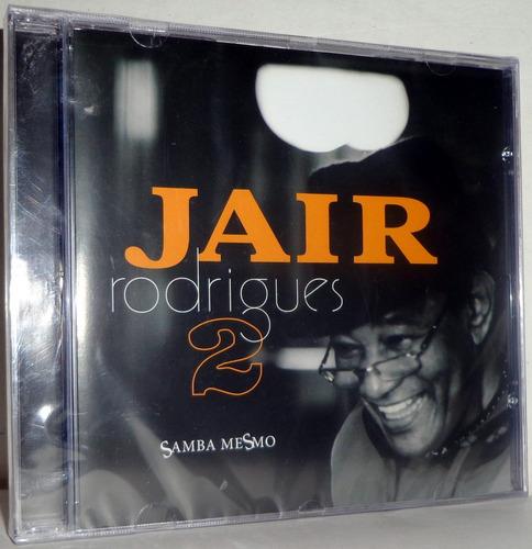cd jair rodrigues - samba mesmo volume 2