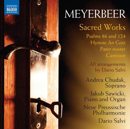 cd : jakub sawicki - andrea chudak - sacred works (cd)