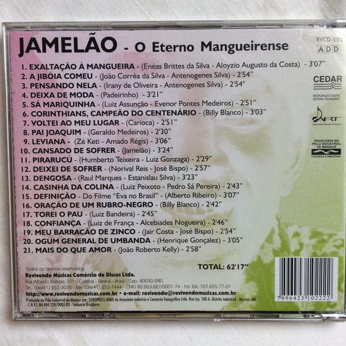 cd jamelão ( o eterno mangueirense ) hbs