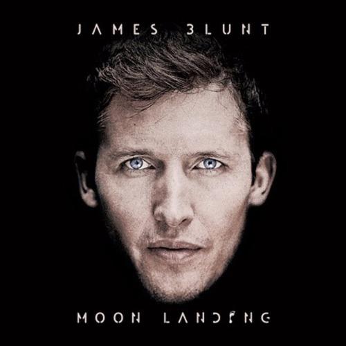 cd james blunt - moon landing (original sellado)