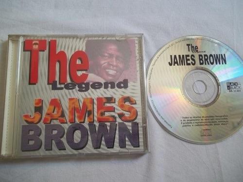 cd - james brown - black