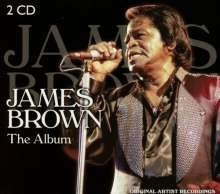 cd - james brown - the album