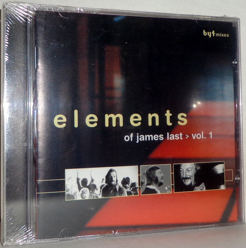 cd james last - elements of james last vol. 1