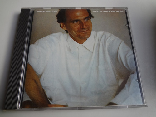 cd james taylor thats why im here