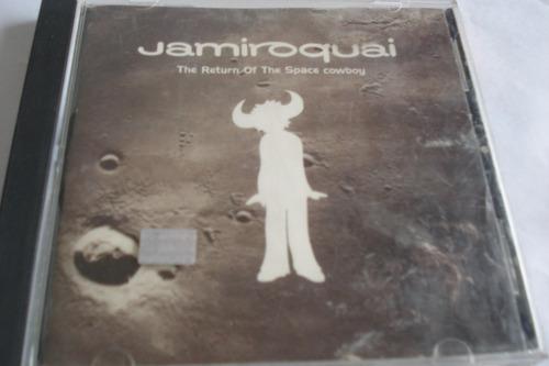 cd jamiroquai the return of the space cowboy