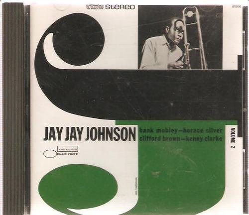 cd jay jay johnson - the eminent  vol . 2 - novo***