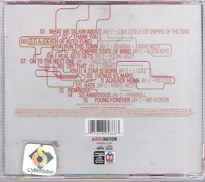 Cd jay z the blueprint 3 r 3700 em mercado livre cd jay z the blueprint 3 malvernweather Choice Image
