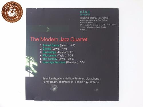 cd jazz master 100 anos the modern jazz quartet b3