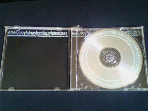 cd jazzyfatnastees - the once and future - importado