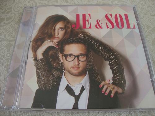 cd - je & sol (original perfeito estado)