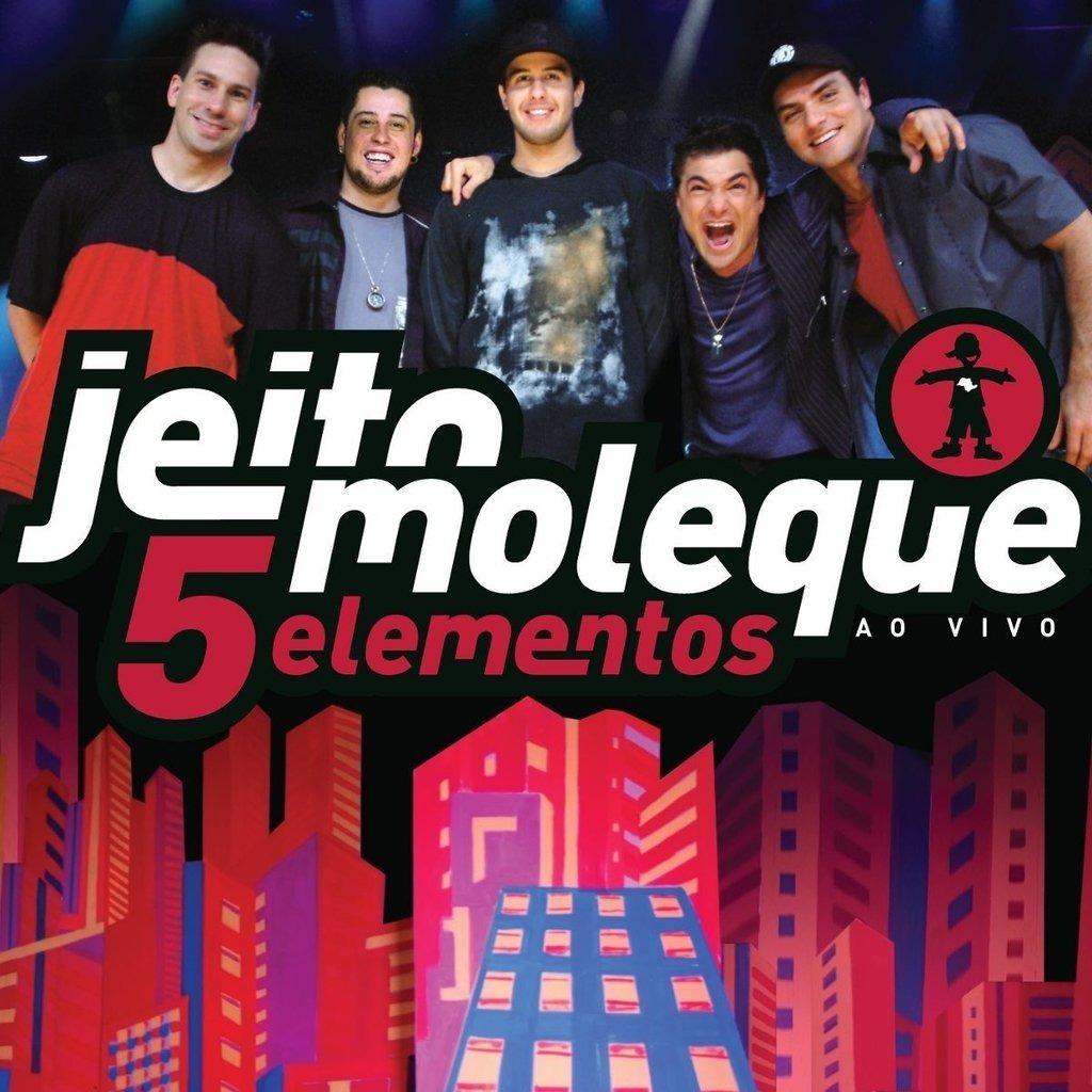 novo cd jeito moleque 5 elementos gratis