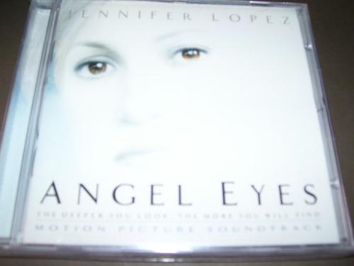 cd jennifer lopes : angel eyes frete 8.00 r$