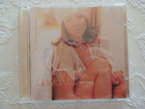 cd jennifer lopez glow by jlo remixes