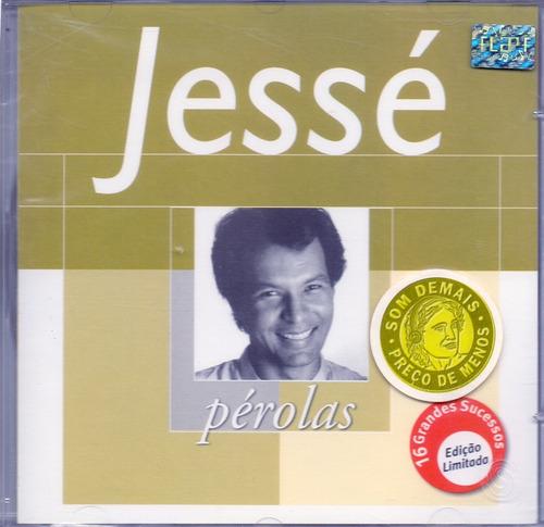 cd jessé - pérolas 16 grandes sucessos - novo***