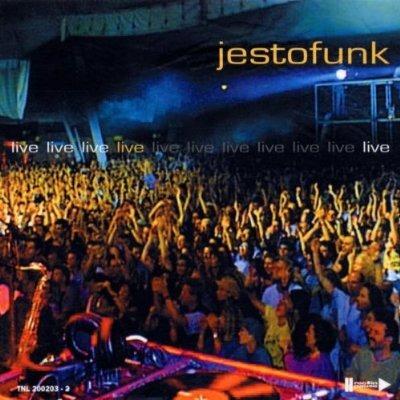 cd jestofunk - live (selo irma , 1999) importado da itália