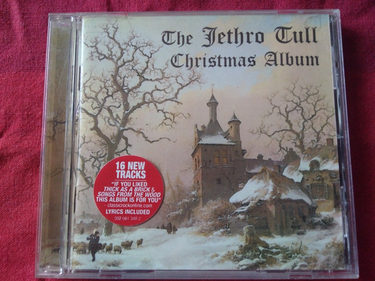 Cd Jethro Tull Christmas Album - $ 13.200 en Mercado Libre