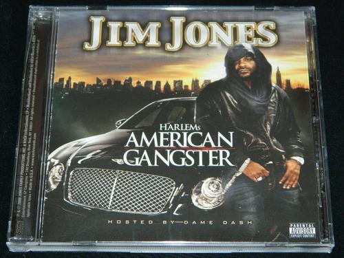 cd jim jones harlems american gangster