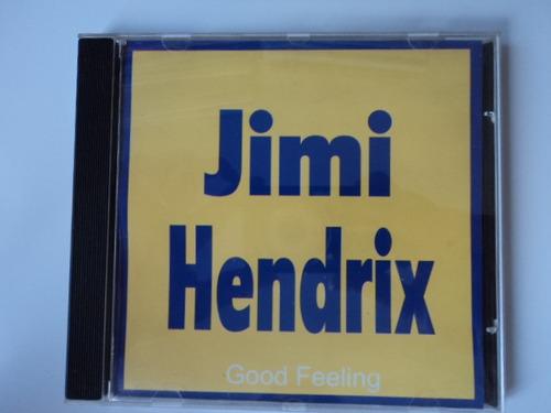 cd jimi hendrix - good feeling
