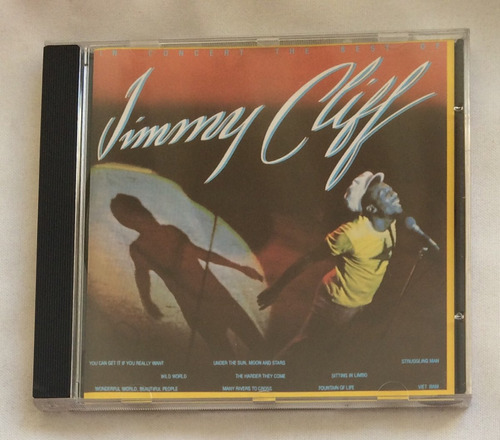 cd jimmy cliff (as melhores) hbs