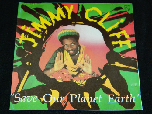 cd jimmy cliff save our planet earth reggae