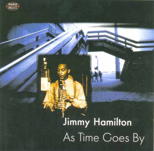 cd jimmy hamilton - as time goes by