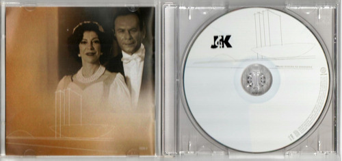 cd jk minissérie  2006 'original'
