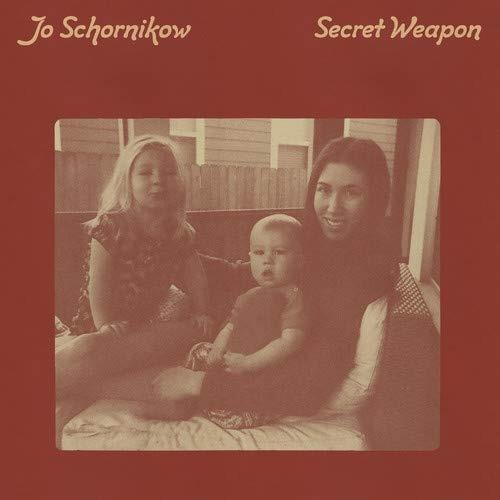 cd : jo schornikow - secret weapon (cd)