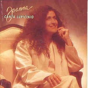cd  joanna  -   canta lupicinio   - b27