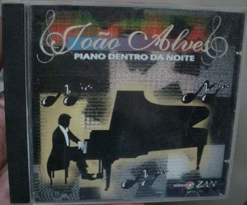 cd joao alves / piano dentro da noite - b279