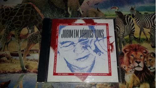 cd jobim em vários tons original excelente