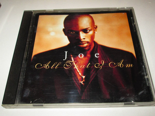 cd joe  all that i am  contemporary r&b