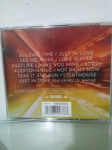 cd - joe jonas - fastlife
