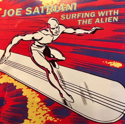 cd joe satriani surfing with the alien