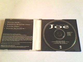 cd joe - the love scene  (single)