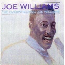 cd joe williams - the overwhelming joe williams