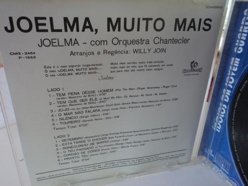 cd-joelma:muito mais-idolos da jovem guarda:mpb:pop