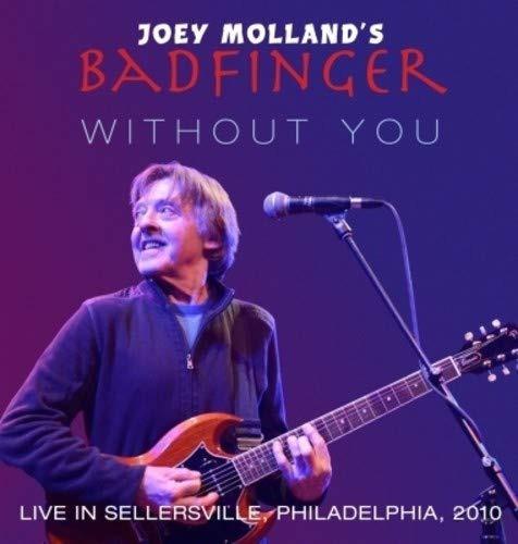 cd : joey molland - live in sellersville pa 2010
